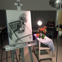 0Student class Drawing demo