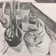0Students' work Drawing 2